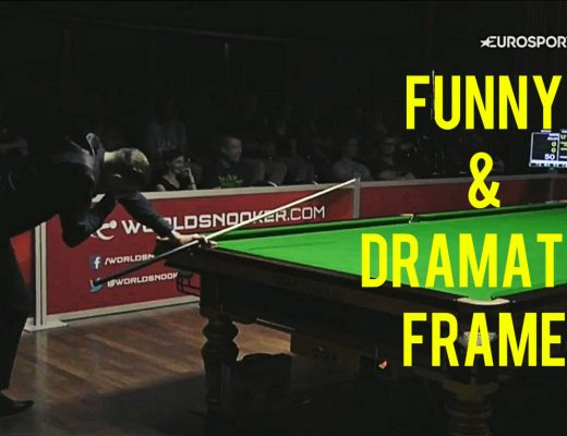 snooker funny moments Archives ⋆ SNOOKER FREAKS