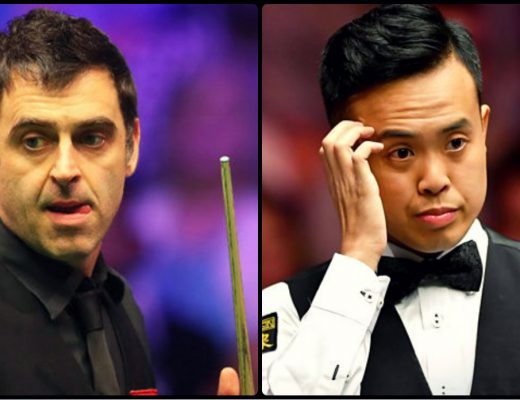 Ronnie O'Sullivan made Marco Fu look like an AMATEUR - The Masters 2018