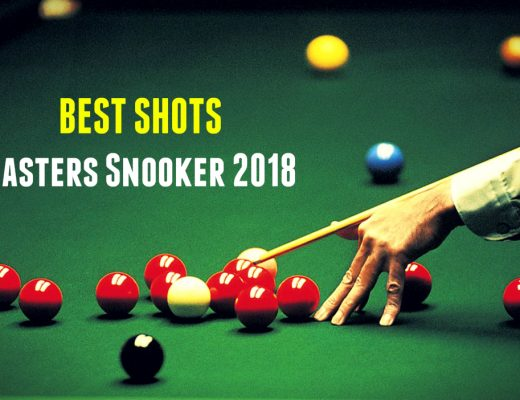 BEST SHOTS - 2018 Masters
