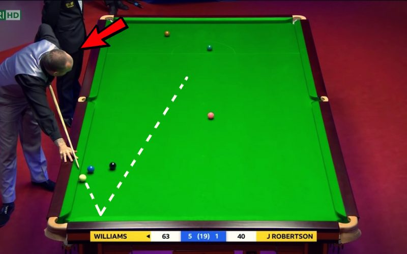 HOW TO ESCAPE FROM A SNOOKER LIKE A BOSS!